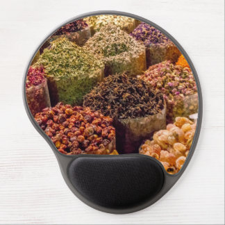 Spices of the Middle East Gel Mousemat Gel Mouse Pad