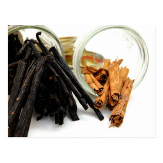 Spices Postcard