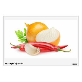 Spices Wall Decal