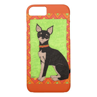 Spicy Chihuahua iPhone 7 Case