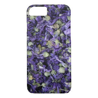 Spicy Floral Photo from Dubai [Purple Pattern 1] iPhone 8/7 Case