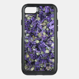 Spicy Floral Photo from Dubai [Purple Pattern 1] OtterBox Commuter iPhone 8/7 Case