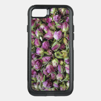 Spicy Floral Photo from Dubai [Purple Pattern 5] OtterBox Commuter iPhone 8/7 Case