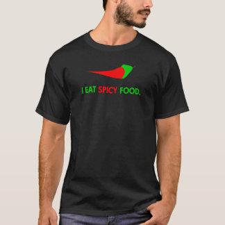 Spicy Food - Dark T-Shirt