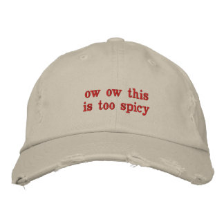 spicy hat