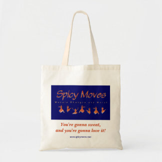 Spicy Moves Tote Bag