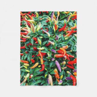 Spicy Pepper Blanket