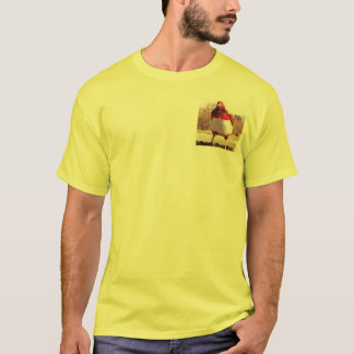 Spicy Wrap Day - Customized T-Shirt