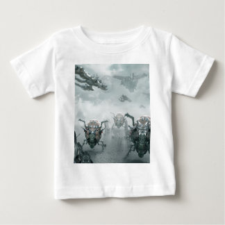 Spider Bots Baby T-Shirt