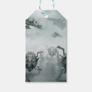 Spider Bots Gift Tags