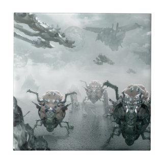 Spider Bots Tile