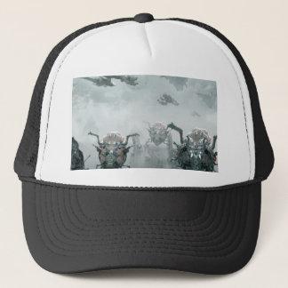 Spider Bots Trucker Hat
