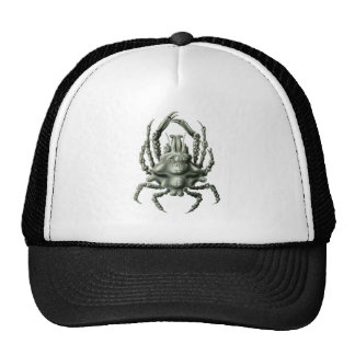 Spider Crab Trucker Hat