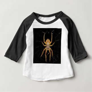 Spider design baby T-Shirt