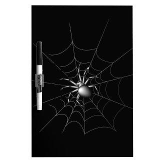 spider dry erase white board
