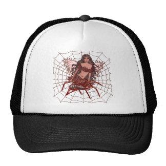 Spider Fairy Trucker Hat
