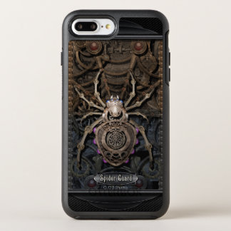 Spider Guard Steampunk. OtterBox Symmetry iPhone 7 Plus Case