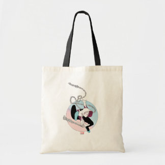 Spider-Gwen Binary Code Tote Bag