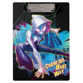 Spider-Gwen: Crawling… Make Way Clipboard