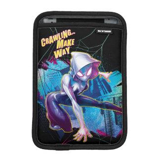 Spider-Gwen: Crawling… Make Way iPad Mini Sleeve