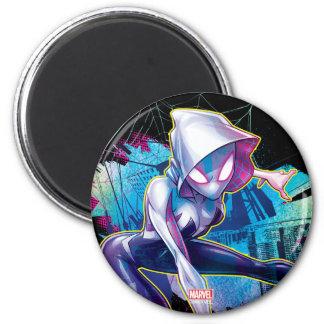 Spider-Gwen: Crawling… Make Way Magnet