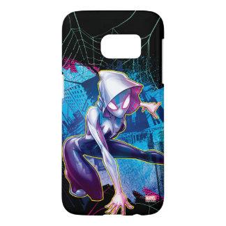 Spider-Gwen: Crawling… Make Way Samsung Galaxy S7 Case