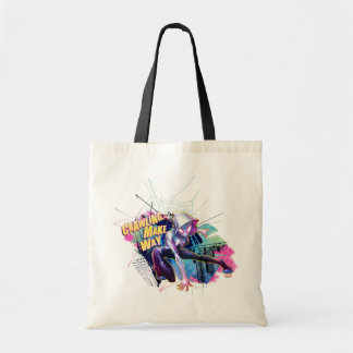 Spider-Gwen: Crawling… Make Way Tote Bag