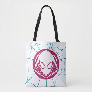 Spider-Gwen Icon Tote Bag