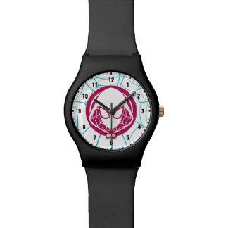 Spider-Gwen Icon Wrist Watch