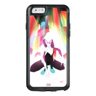 Spider-Gwen Neon City OtterBox iPhone 6/6s Case