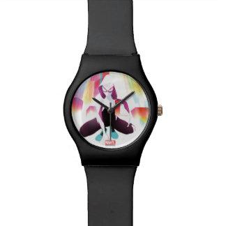 Spider-Gwen Neon City Watches