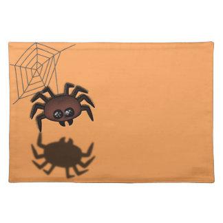 Spider Halloween Placemat
