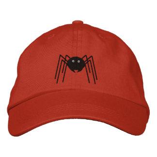 Spider Hat Embroidered Hat