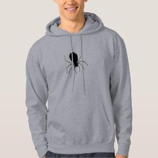 spider hoodie