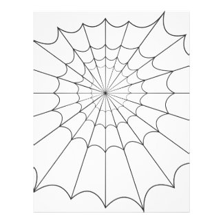 spider letterhead