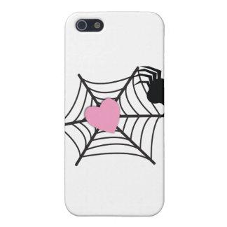 Spider LOVE! iPhone 5/5S Case