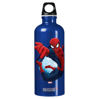 Spider-Man Action Character Badge