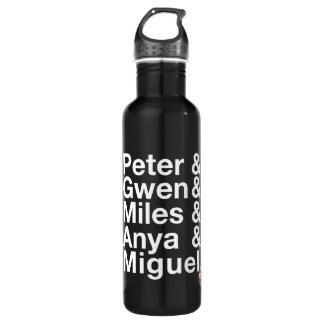 Spider-Man Alternates Ampersand Graphic 710 Ml Water Bottle