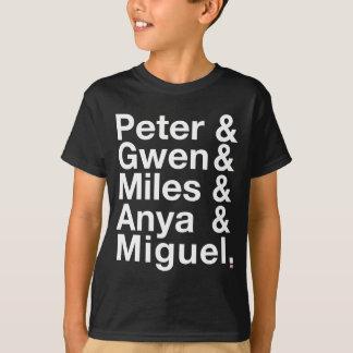 Spider-Man Alternates Ampersand Graphic T-Shirt