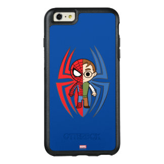 Spider-Man and Peter Parker Dual Identity OtterBox iPhone 6/6s Plus Case