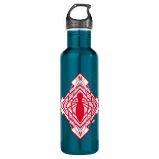 Spider-Man Art Deco NY Emblem 710 Ml Water Bottle