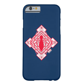 Spider-Man Art Deco NY Emblem Barely There iPhone 6 Case