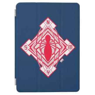 Spider-Man Art Deco NY Emblem iPad Air Cover
