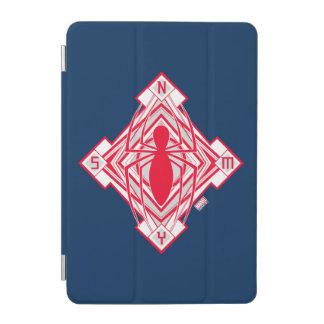 Spider-Man Art Deco NY Emblem iPad Mini Cover