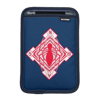 Spider-Man Art Deco NY Emblem iPad Mini Sleeve