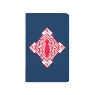 Spider-Man Art Deco NY Emblem Journal