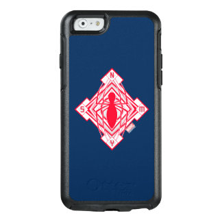 Spider-Man Art Deco NY Emblem OtterBox iPhone 6/6s Case