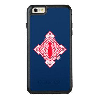 Spider-Man Art Deco NY Emblem OtterBox iPhone 6/6s Plus Case