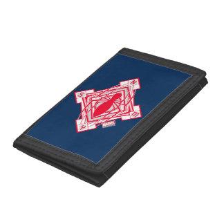 Spider-Man Art Deco NY Emblem Tri-fold Wallets