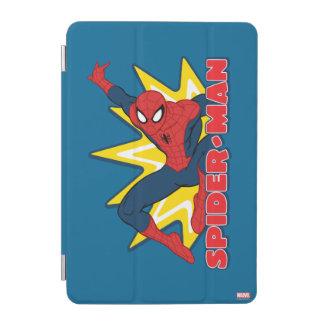 Spider-Man Callout Graphic iPad Mini Cover